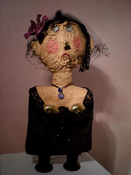 la veuve